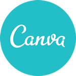 design your greeting card with Canva