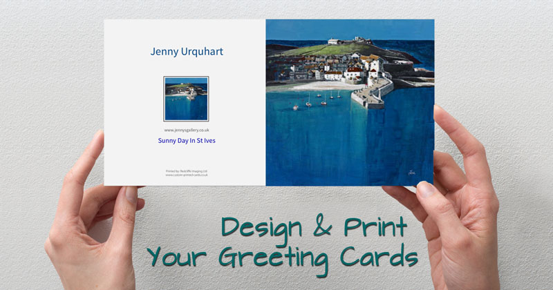 Design & print your card